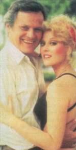 Cliff et Afton (Ken Kercheval et Audrey Landers)