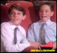 John Ross et Christopher